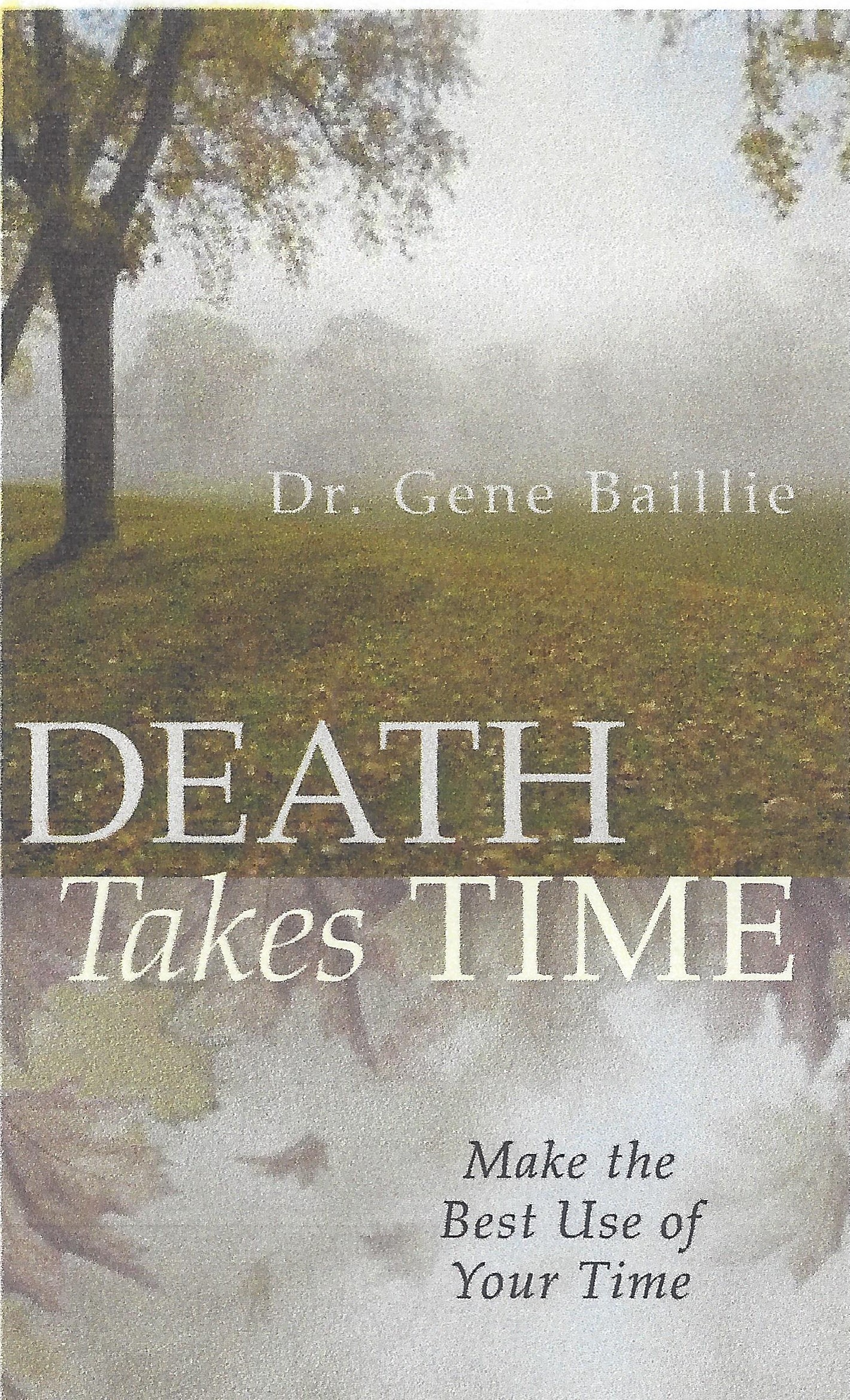 Death Takes Time Cover